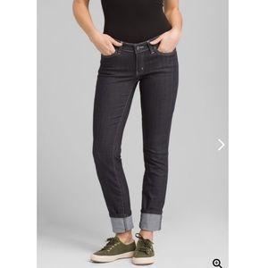 PrAna Kara jean dark gray skinny jeans size 29/8